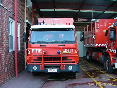 MFB Car 165 - ACCO POD Transporter