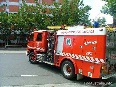MFB Pumper - Car 312