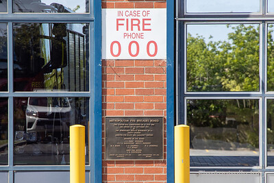 FRV Fire Station 25 Oakleigh
