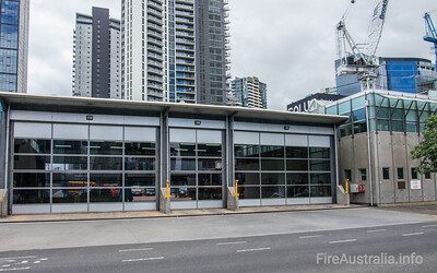 MFB FS38 South Melbourne