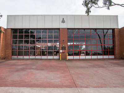 MFB Fire Station 7 Thomastown