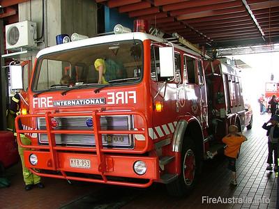 MFB Car 301 - ACCO Pumper