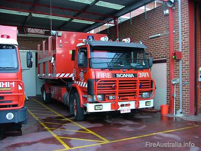 MFB Car 71 - Scania Transporter