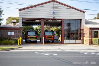 FRV Fire Station 34 Highett