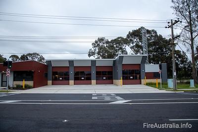 CFA Bayswater Fire Station