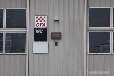 Marysville CFA Fire Station