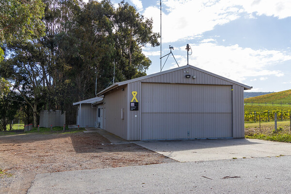 Dixons Creek CFA Fire Station