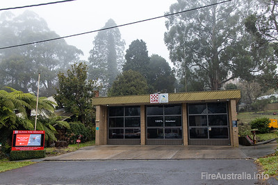 CFA Olinda Fire Station