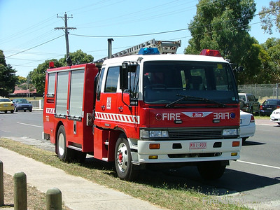 CFA Dandenong P2. January 2005
