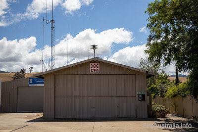 CFA Swifts Creek Fire Station