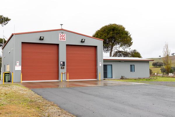 CFA Gundowring Fire Station