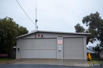Seville CFA Fire Station