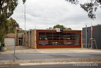 Eltham CFA Station