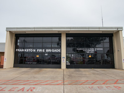 CFA Frankston Fire Station