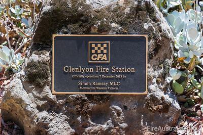 CFA Glenlyon Fire Station