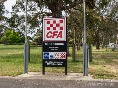 CFA Moorooduc Fire Station