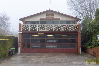CFA Mt Macedon Fire Station