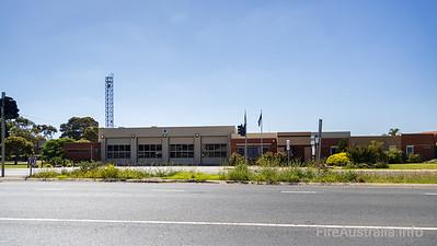 CFA Hallam and FRV 88 Fire Station