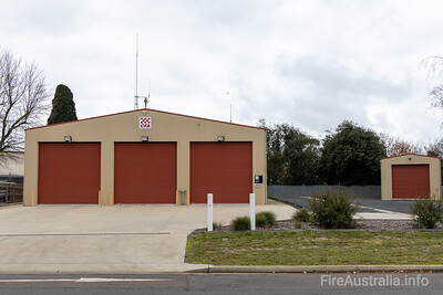 Lancefield CFA Fire Station