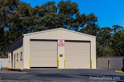 CFA Campbells Creek Fire Station