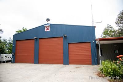CFA Macclesfield FIre Station