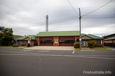 CFA Sale Fire Station