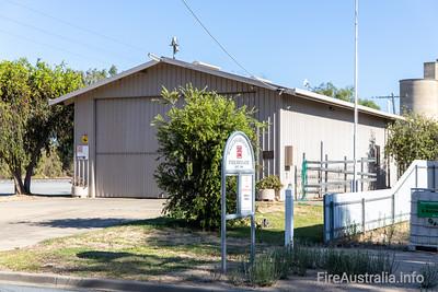 CFA Tallygaroopna Fire Station
