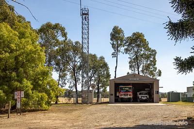 Swanpool CFA station