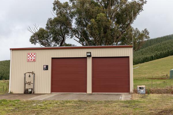 CFA Kancoona Fire Station