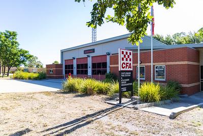 CFA Castlemaine Fire Station