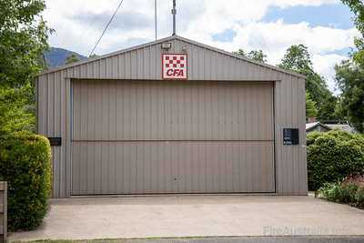 CFA Jamieston Fire Station