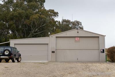 CFA Allens Flat Fire Station