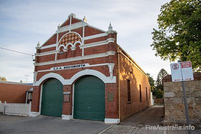 Beechworth CFA Fire Station (1892)
