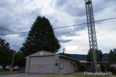 Mt Beauty CFA Fire Station