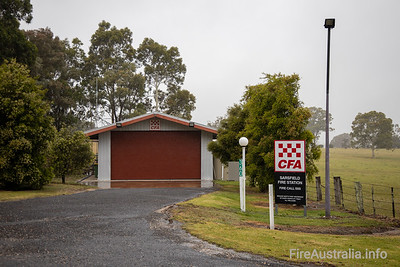 CFA Sarsfield Fire Station
