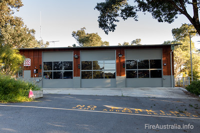 CFA North Warrandyte Fire Station