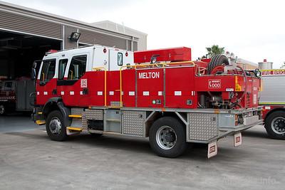 CFA Melton Tanker