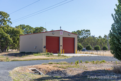 CFA Navarre Fire Station