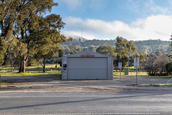 CFA Glenrowan Fire Station