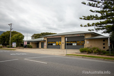 Domana CFA Station