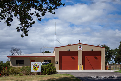 Tanimba CFA Fire Station