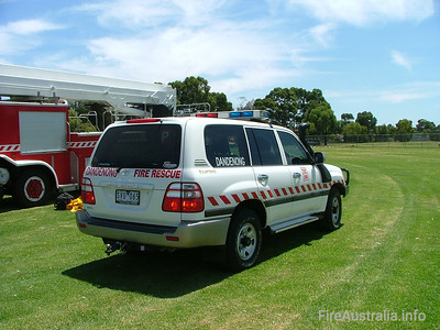 CFA Dandenong. January 2005