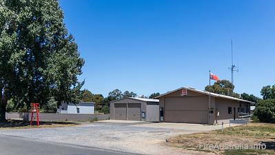 CFA Newstead Fire Station