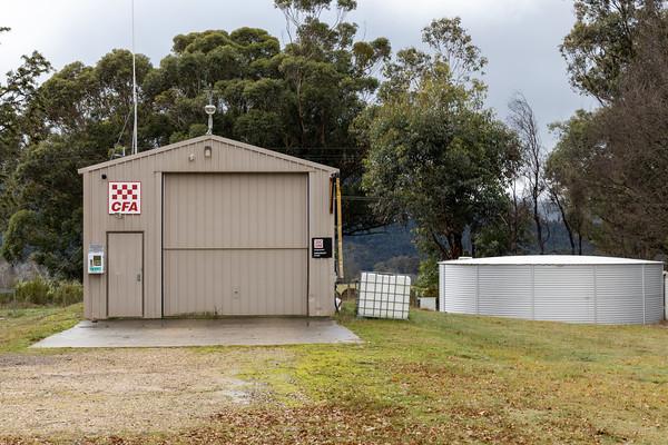 CFA Rosewhite Fire Station