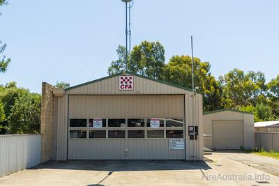 CFA Guildford Fire Station