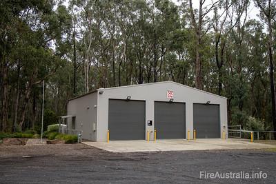 CFA Silvan Fire Station