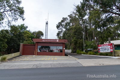 CFA The Basin Fire Station