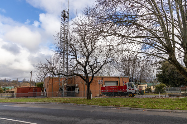 CFA Myrtleford Fire Station