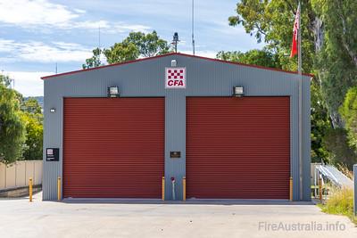 CFA Harcourt Fire Station