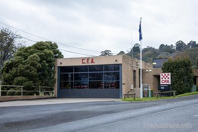 Healesville CFA Fire Station
